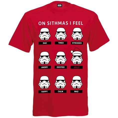 Sweater Soldiern Wars Redmerch wars s stormtrooper emotions t shirt