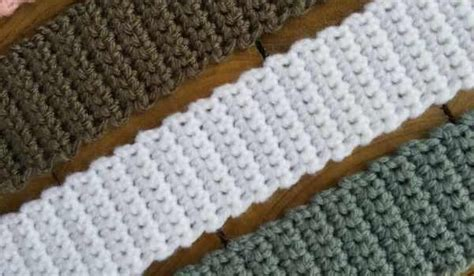 is knitting easier than crochet keeping edges in crochet is easier than you think