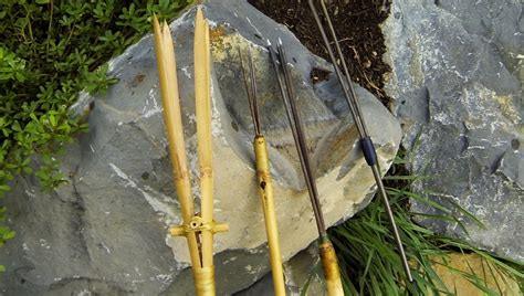 how to make a trident out of wood how to make a fishing spear