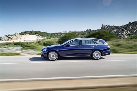 mercedes classic 2017 2017 mercedes benz e class wagon is both spacious and