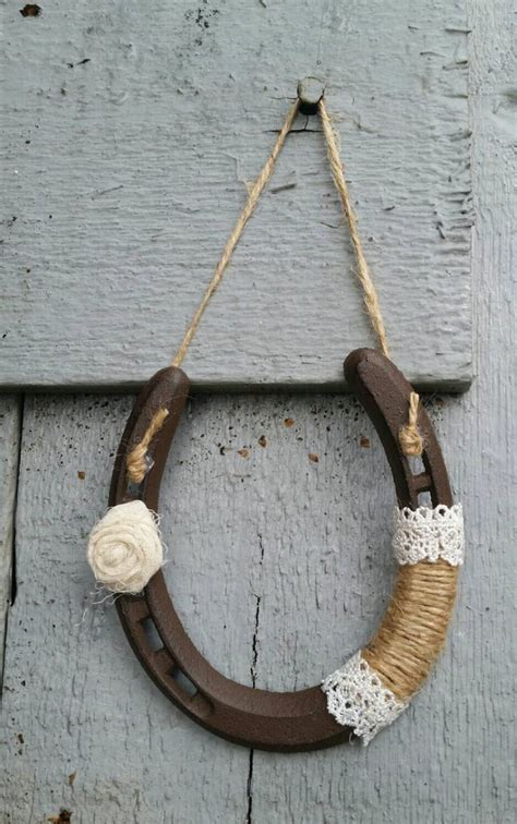 Horseshoe, rustic horseshoe, wedding favor, lucky