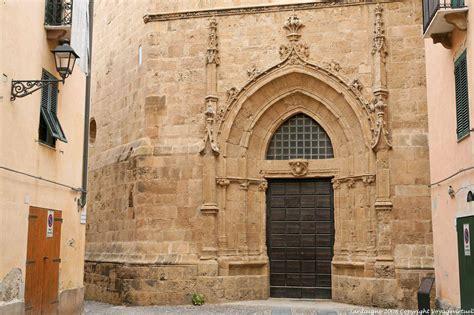 testo alghero alghero il portale della cattedrale di santa sardegna