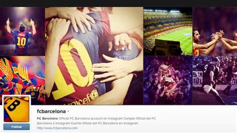 Fc Barcelona Oppo A39 สโมสรฟ ตบอลบาร เซโลนา ม instagram อย างเป นทางการแล ว