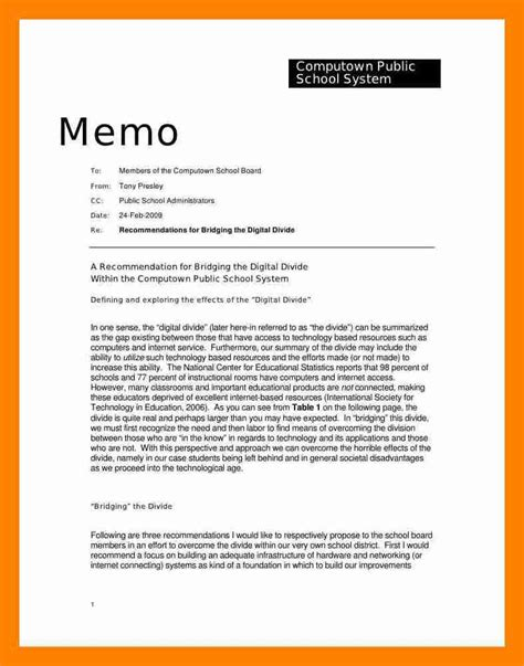 Valuation Memo Template Uscg Memo Template Eliolera