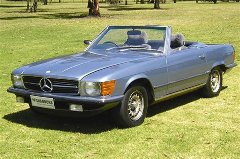 sold mercedes 450sl convertible auctions lot 72