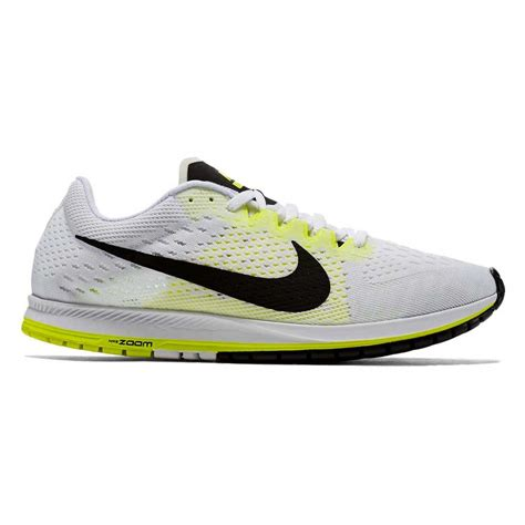 nike nike zoom streak 6 white black buy and offers on