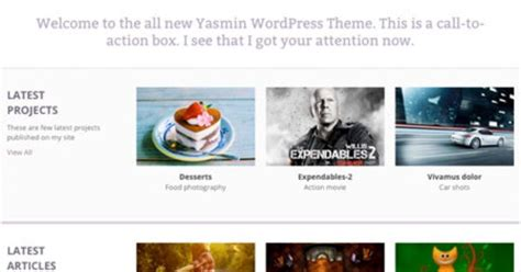 wordpress themes meaning yasmin is a responsive wordpress theme that means the