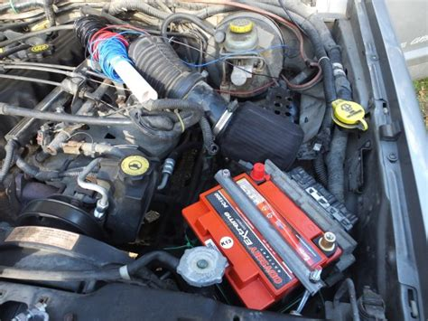 2000 Jeep Battery Simple Dual Batteries Questions Naxja Forums