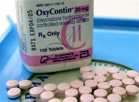 Oxycontin Detox Medication by Prescription Painkillers Cause More Deaths Than
