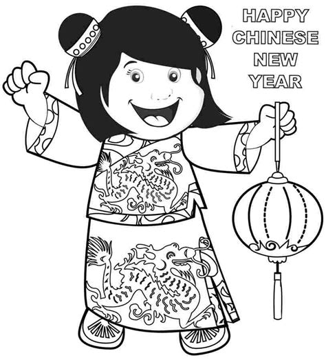chinese new year coloring pages free printable 14 chinese new years day coloring page print color craft