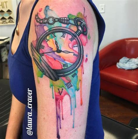watercolor tattoo wellington 25 best ideas about pocket tattoos on