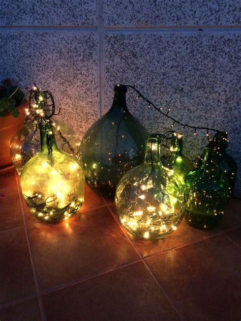 decorar jarrones con luces 5 ideas para decorar tu casa con damajuanas decorar tu