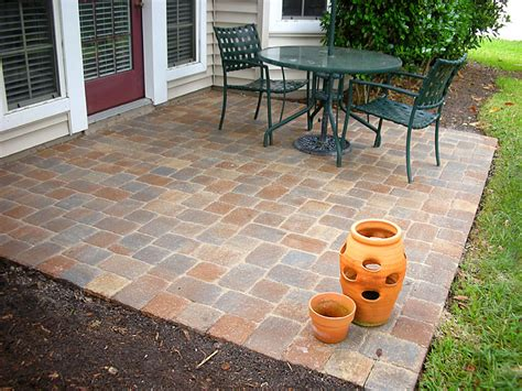 brick phone picture brick paver patio designs
