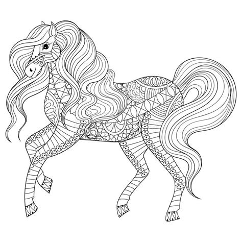 anti stress coloring pages animals zentangle for coloring page
