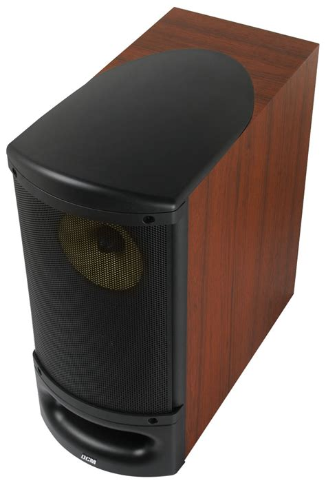 tfe60 c 6 5 quot dcm 6 ohm bookshelf speaker cherry mtx