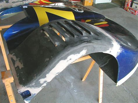 using boat wax on cars simple methods for molding fiberglass and carbon fiber