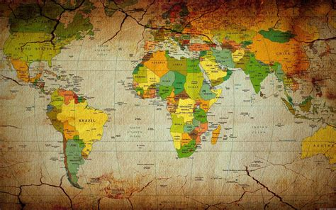 Map Wallpaper My - fondo de pantalla mapa mundo vintage my hd