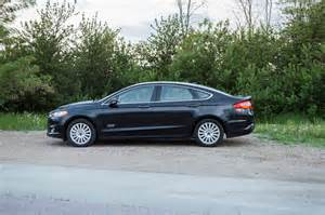 Ford Fusion Energi Titanium 2014 Vs 2015 Ford Fusion Energi Autos Post