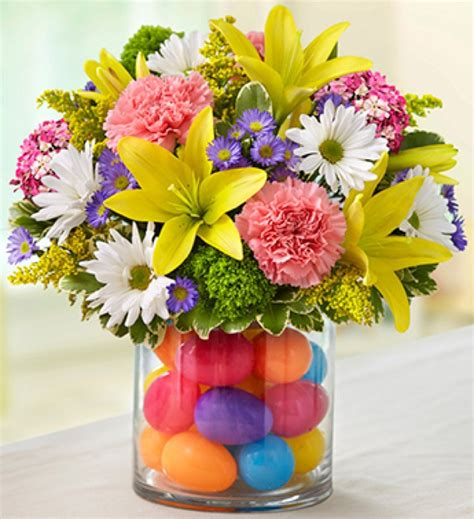 Eastera4 Easter Arrangements Centerpieces