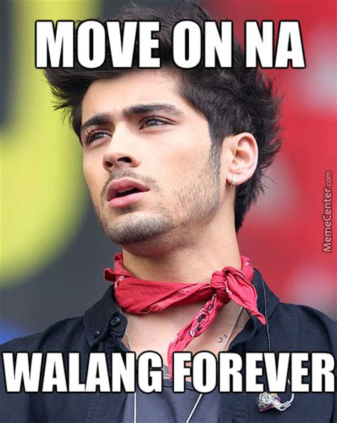 Moving On Memes - move on na walang forever by karton2014 meme center