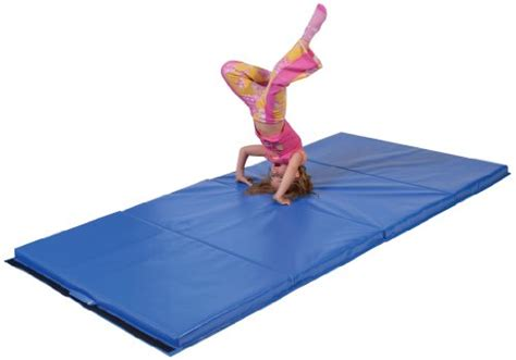 Really Cheap Gymnastics Mats by Tumbling Mat 4 X 6 X 2 Blue Made In The Usa Phthalate Free