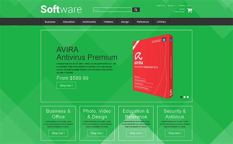 prestashop theme generator software software store prestashop theme 50492