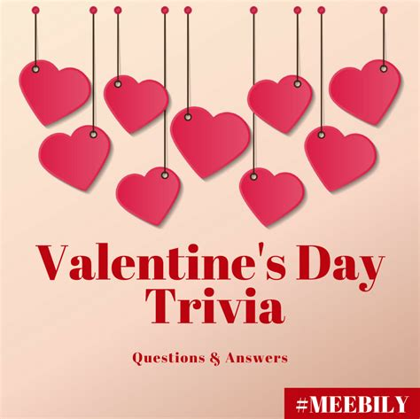 valentines question s day trivia question meebily