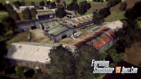 Old Streams Map V2 0 Ls15 Farming Simulator 15