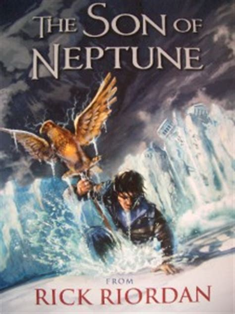 of neptune book report sdcc 2011 the of neptune rick riordan poster 19 x 25