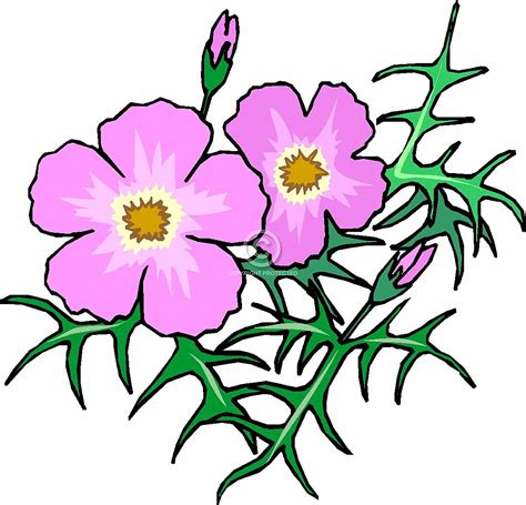 fiori clipart free flower clip diehard images llc royalty free