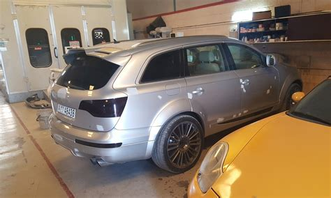 Build Audi Q7 by Audi Q7 Restoration Build Projectwn Audiworld Forums