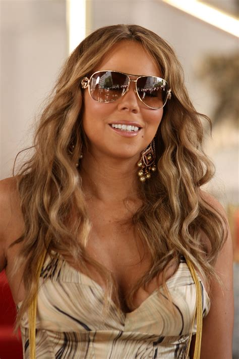 party hairstyles for thick wavy hair 19 ways to style long wavy hair mariah carey and famous