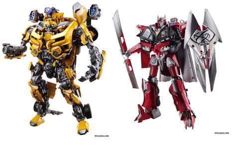 Mecha Transformer Optimus Ironhide Bumblebee Shockwave comics shipping list for may 18th 2011
