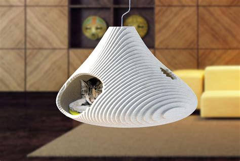 amaca gatto lettino per gatto design grotta amaca keblog shop