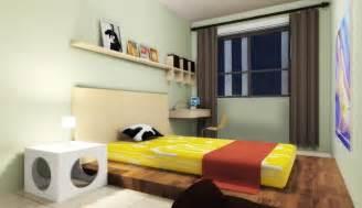 modern japanese bedroom interior design 3d interior design