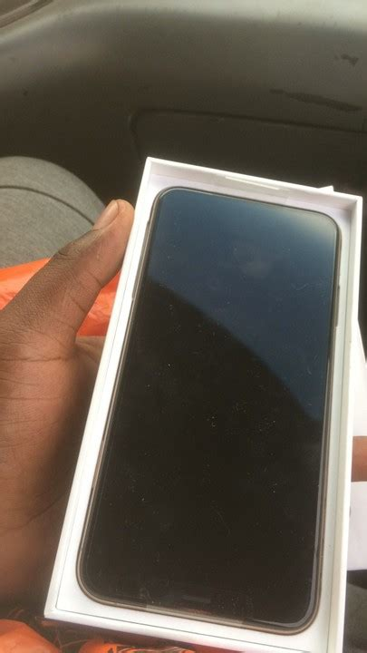 new iphone xs max technology market nigeria