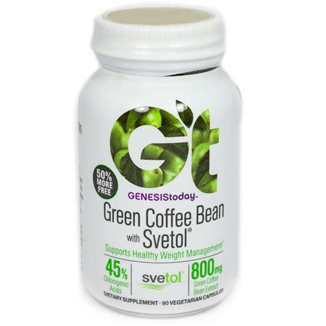 Seduhan Green Been Coffee green coffee bean svetol by genesis today 90 capsules