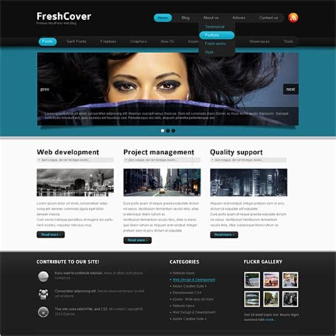 Wordpress Themes Video Free Download | where to find best free wordpress templates