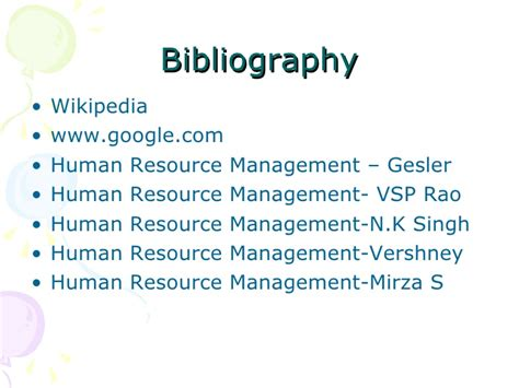 Mba In Human Resource Wiki by Employee Welfare