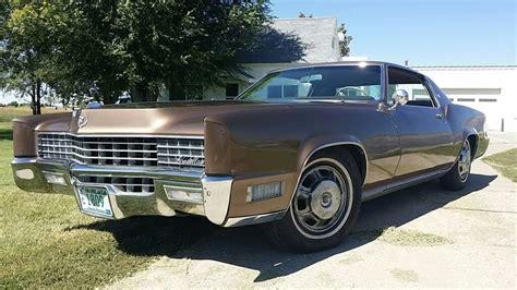 1967 Cadillac Eldorado Convertible For Sale by 1967 Cadillac Eldorado For Sale 1873061 Hemmings Motor News