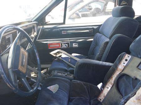 junkyard find: 1982 ford thunderbird town landau the
