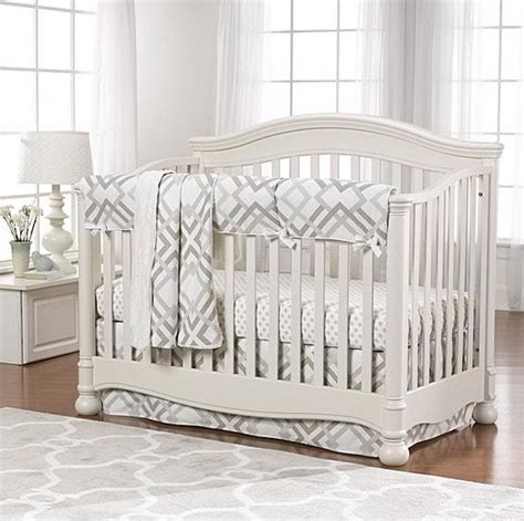 Gender Neutral Nursery Bedding Sets Gray And Taupe Crib Bedding Crib Sets For Boy Crib Bedding Liz And Roo Baby Bedding