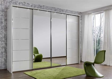 Sliding Wardrobe Mirror Doors Uk by Manhattan Sliding Door Wardrobe 250cm With Centre Mirror