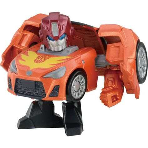 Transformer Mini Q Bumblebee Oprimus Prime Lockdown Ori Takara q transformers and generation 1 series wave 1 official images transformers news tfw2005