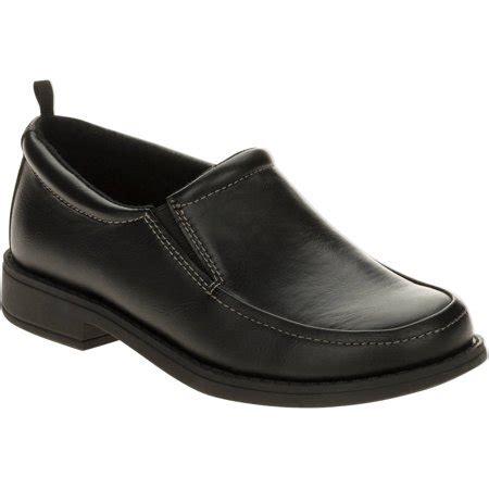 george boys slip on dress shoe walmart
