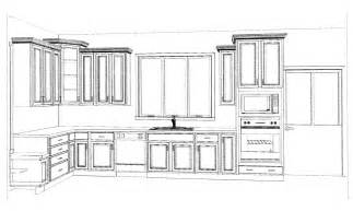 Kitchen cabinets layouts kitchen layout 20142 jpg