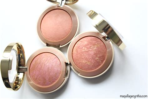 Milani Baked Blush By Beautybank baked blush milani maquillage cynthia