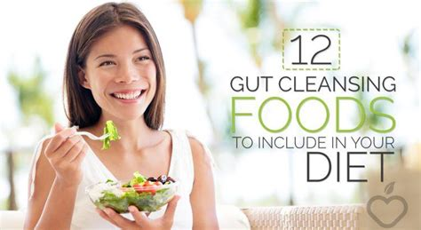 Detox Your Seminar October 12 by 12 Gut Cleansing Foods To Include In Your Diet