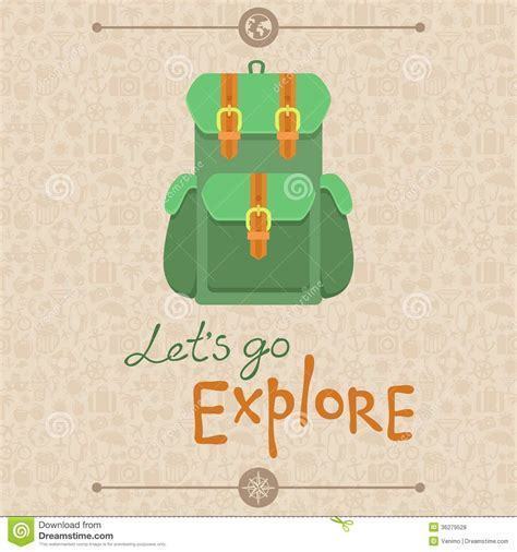 Go Explore lets go explore royalty free stock photos image 36279528