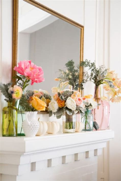 beautiful vases home decor 15 ideas of decorating with vases mostbeautifulthings